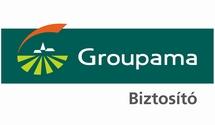 Groupama biztosító logó