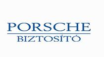 Porsche biztosító logó